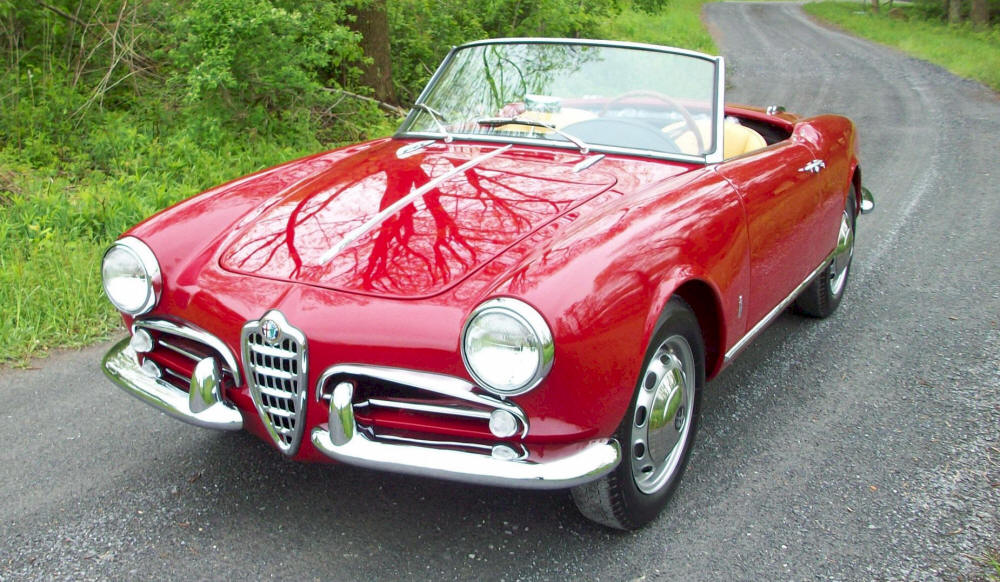 Car companies should periodically produce replicas of iconic cars ...